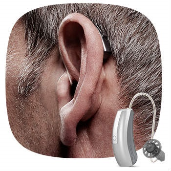 Slušni aparati iza uha
