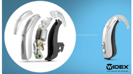 Widex slušni aparati