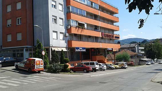 Widex Banja Luka lokacija
