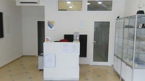 Widex Mostar kancelarija