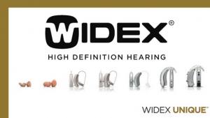 Widex UNIQUE slušni aparati
