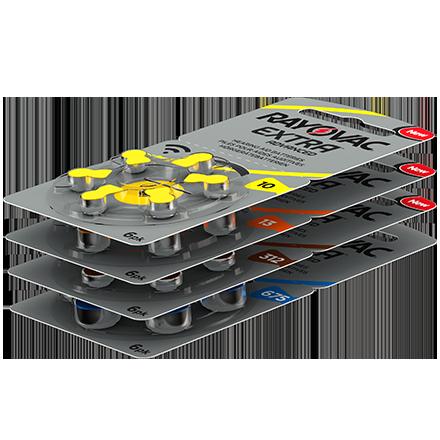 Rayovac Baterije za slušne aparate